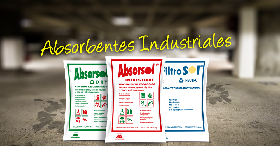 Absorbente Industrial